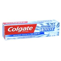 72 Units of Colgate 100ml Advanced Whitening - Toothbrushes and Toothpaste