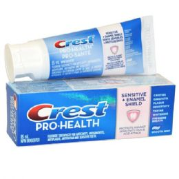 24 Units of Crest Toothpaste 85ml Pro Health Smooth Mint - Toothbrushes and Toothpaste