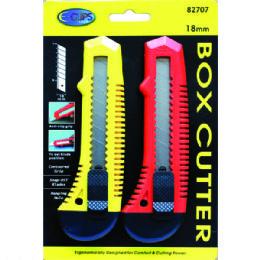 24 Wholesale Box Cutter 2pk