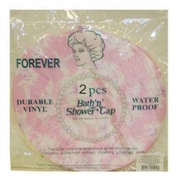 240 Units of 2pc Shower Cap - Shower Caps