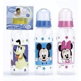 48 Units of Disney 9 Oz Bottle - Baby Bottles