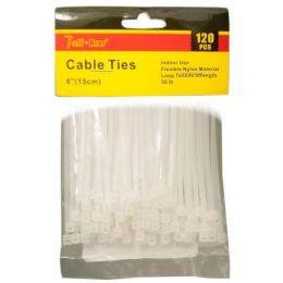 144 Units of 75 Pieces 8 Inch Cable Ties - Wires