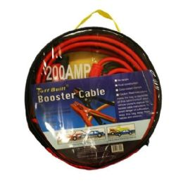 24 Units of Tuft Built 200 Amp Booster Cable - Auto Maintenance