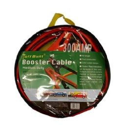 12 Units of Tuft Built 300 Amp Booster Cable - Auto Maintenance