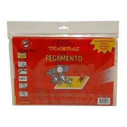72 Units of 2 Piece Flat Glue Traps - Pest Control