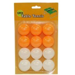 120 Units of 12pc Ping Pong Balls - Balls