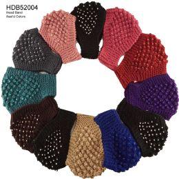 48 Units of Sequin Knit Headband - Headbands