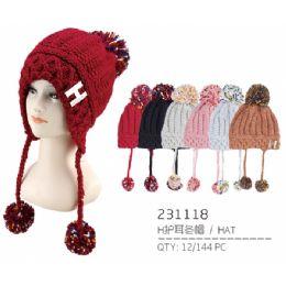 72 Bulk Winter Helmet Hat