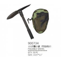 50 Units of Foldable Shovel - Winter Sled