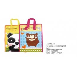 120 Units of Bag 34x28 12 cm - Shopping Cart Liner