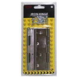 144 Units of 2pc 4in Door Hinge - Doors