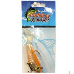 180 Wholesale Jelly Bait 10cm 4-5 Designs Asst Col