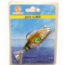 180 Wholesale Jelly Lures 10cm 3-4 Design Mix Color