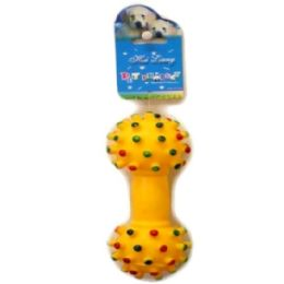 144 Units of Dog Squeeze Toy 15cm - Pet Toys