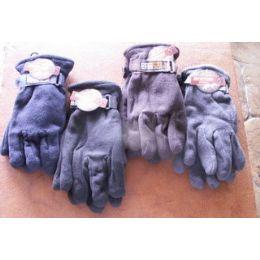 60 of Mens Fleece Winter Gloves