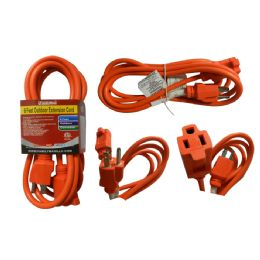 48 of 6 Foot Outdoor Extension Cord