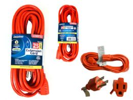 12 of Extension Cord Outdoor 25 Feet 3 Prong