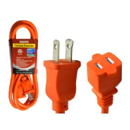 48 Bulk 6ft Orange Outdoor Extension Cord