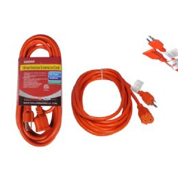 24 Bulk 15 Foot Outdoor Extension Cord