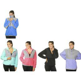 24 Units of Women's Polar Fleece Jacket - Women's Winter Jackets