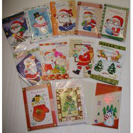 288 Units of Music & Light Christmas Card - Christmas Cards