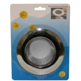96 Units of Stainless Steel Sink Strainer - Plumbing Supplies