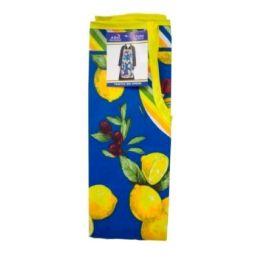 72 Units of Lemon Style Apron 22x32in - Kitchen Aprons
