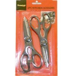 96 Bulk 2piece Kitchen Scissors