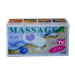 96 Units of Battery Operated Pocket Massager - Back Scratchers and Massagers