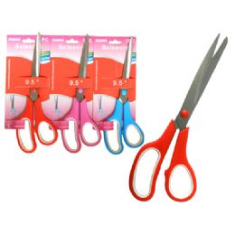 "144 Bulk 9.5"" Scissors"