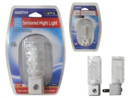 96 Units of Sensored Night Light Etl Certified - Night Lights