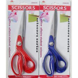 """36 Units of 8.5"""" Scissors - Scissors and Tweezers"""