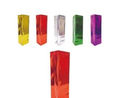 72 Units of Holographic Wine Bag - Gift Bags Hologram