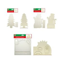 48 of Wooden Craft Decorations