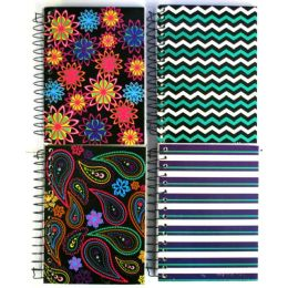 96 Wholesale Fatbook 200 Sheet Trendsetters