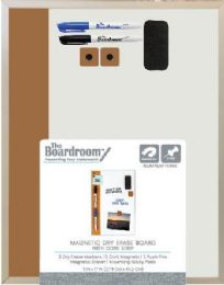 10 Wholesale Combo Dry Erase/ Cork Board 11x17in