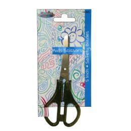 """96 Bulk Scissors Blunt Tip 5"""""""
