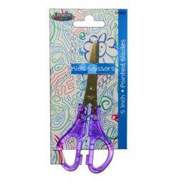 """96 Bulk Scissors Pointed Tip 5"""""""
