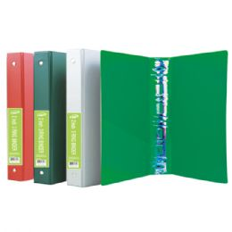 36 Units of 2 Inch 3 Ring Hardcover - Clipboards and Binders