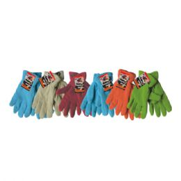 36 of Winter Fleece Glove Women