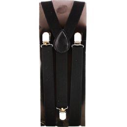 120 of Kids Solid Black Suspenders