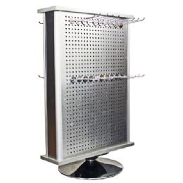 3 Units of Aluminum Countertop Display - Displays & Fixtures