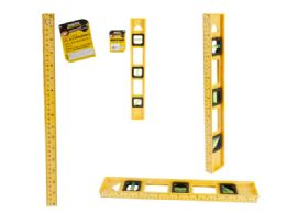 24 Units of Level With Ruler Measurements - Measuring Cups and Spoons