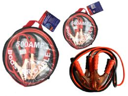 24 Units of Amp Booster Cable - Auto Maintenance