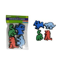48 Units of Craft Eva Foam Stamps 4pc /set - Foam & Felt