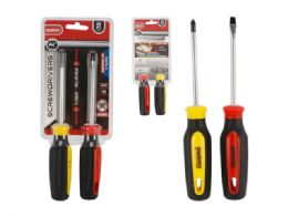 48 Units of 2 Piece Screw Driver - Screwdrivers and Sets