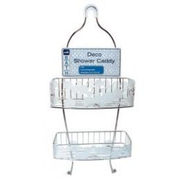 6 Units of Deco Shower Caddy - Shower Accessories