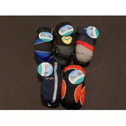 24 Units of Child's Ski Mittens - Ski Gloves