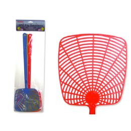 144 Units of 4pc Fly Swatters - Pest Control