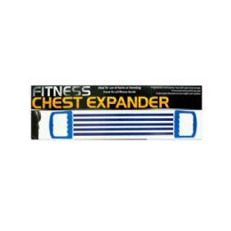 12 Bulk Fitness Chest Expander